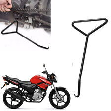 Motorcycle Bike T-Handle Spring Hook Exhaust Stand Puller Stainless Steel Tools