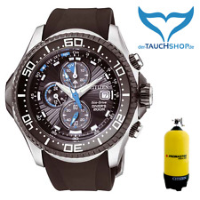 Citizen Promaster TaucherUhr ArmbandUhr BJ2111-08E 20 bar 200 m Chrono Eco Drive