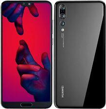 HUAWEI p20 Pro Single Sim Smartphone clt-l09 128gb BLACK NUOVO in White Box