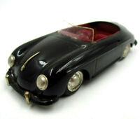 Precision Miniatures 1957 Porsche Speedster 1:43 Black Car Kit #26 (USA 1984)