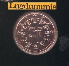 Portugal 2011 - 5 Centimes D'Euro FDC provenant du coffret 20000 exemplaires