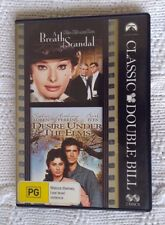 A BREATH OF SCANDAL/ DESIRE UNDER THE ELMS (DVD 2-DISC) R-4, LIKE NEW, FREE POST