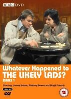 Whatever Happened a The Likely Lads Serie 1 James Bolam Bewes BBC 2 DVD Nuevo