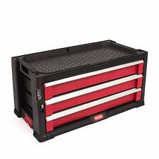KETER PORTABLE TOOLBOX with 3 drawers