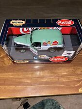 Brand New! 1940 Matchbox Ford Delivery Coca Cola Truck.
