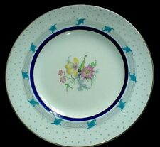 CROWN DUCAL TABOR 5963 10 1/2 inch Plate c1938