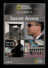 SECRET ACCESS (NATIONAL GEOGRAPHIC) (DVD)
