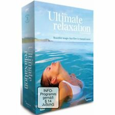 THE ULTIMATE RELAXATION EXPERIENCE - 3 DVD BOX SET - RELAX & UNWIND PLUS MORE