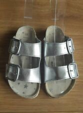 NEXT Silver Slip - on Shoes for Girls