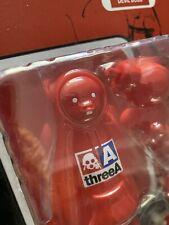 Ashley Wood ThreeA 3A AP Bamba Boss Devil Red 1/12 - tk tq wwr adventure