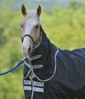 Horseware Ireland Amigo Stock Horse Hood Neck Cover 0g Waterproof Breathable