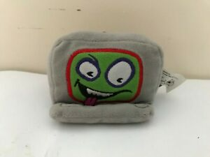 SILLY SLAMMERS COMPUTER PLUSH TOY WORKS W/ TAG