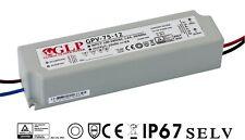 GPV-75-12 72 Watt - 12 Volt LED Trafo Treiber Netzteil IP67 Wasserfest
