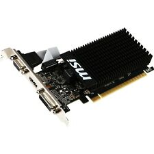 MSI GeForce GT 710 2gb Passive Silent Graphics Card