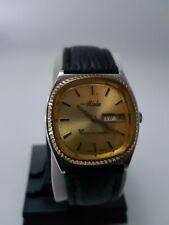 Vintage Retro Men's Mido Commander Swiss Bracelet Watch Automatic Kal. ? Top
