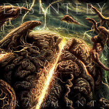 """DYSENTERY """"Fragments"""" death metal CD"""