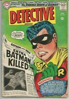 Detective Comics / Batman #347 : Vintage DC Comic Book from January 1966
