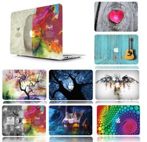 """For 2010 Apple Macbook 13"""" 13.3"""" White Macbook A1342 Hard Shell Case Cover DC"""