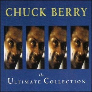CHUCK BERRY - THE ULTIMATE COLLECTION CD ~ GREATEST HITS / BEST OF ~ 50's *NEW*