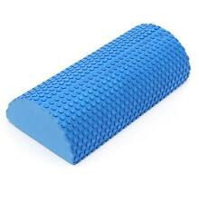 30cm Half Round EVA foam Yoga roller Pilates Fitness Gym Exercise Massage Float
