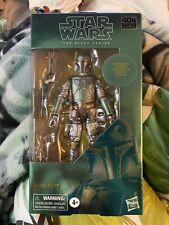 Star Wars The Black Series Boba Fett (Carbonized) 6-inch Action Figure NIB
