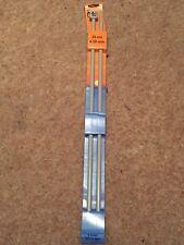 Set Of 2 Pony Knitting Needles Length 35cm x 7mm BNIP