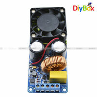 IRS2092S 500W Mono Channel Digital Amplifier Class D HIFI Power Amp Board + FAN