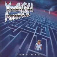 WRATHCHILD AMERICA - CLIMBIN THE WALLS (LTD. COLLECTORS EDITION)   CD NEW!
