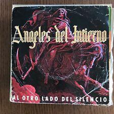 ÁNGELES DEL INFIERNO - AL OTRO LADO DEL SILENCIO - SINGLE WEA 1985