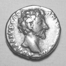 More details for marcus aurelius. silver denarius. ref. 139.