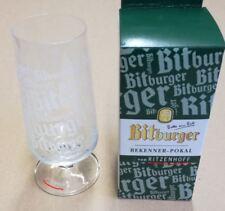 NEU TOP MARKE Ritzenhoff Bitburger Bekenner Pils Bier Gläser Tulpe Pokal Glas