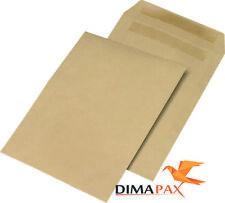 Sonstige Versandtaschen gewerbliche Briefumschläge & -DIN-B4 Braun/Goldgelb
