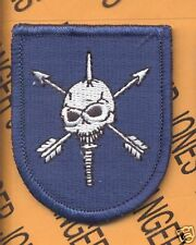19th Special Forces Airborne beret flash patch #2-CTT