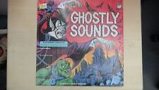 GHOSTLY SOUNDS Spooky Sound Effects Peter Pan Records LP 60s