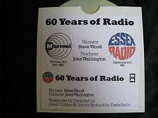 60 Years of Radio 1922-1982/ offshore radio/Pirate Radio