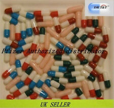 100 assorted Empty gelatine gelatin Capsules  for filling size 3