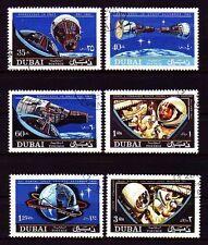 Dubai 1966 Mi.231/36 A fine used c.t.o. Weltraum Space Gemini