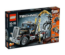 LEGO Technic 9397 - Logging Truck, Brand New Sealed