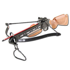 Outdoor Wilderness Hunters Right Hand Archery Crossbow 150lbs Wooden Stock