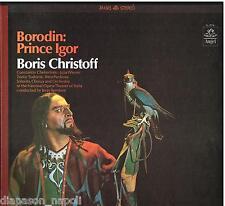 Borodin: Prince Igor / Semkow, Christoff, Chekerliski, Penkova, Wiener - LP