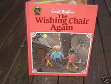 The WISHING CHAIR AGAIN ~ Enid Blyton.  GREAT  JUMBO X-LARGE Hb  in MELB