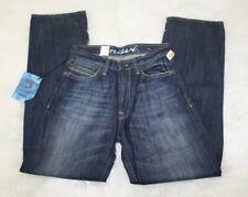 Mavi Mens Blue Distressed Cotton Denim Jeans Size 32 x 35 New NWT