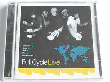 Full Cycle - Live (CD Album) New Sealed