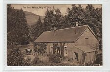 THE POST OFFICE, BRIG O' TURK: Perthshire postcard (C28393)