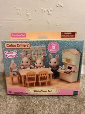 Sylvanian Families Calico Critters Furniture Dining Room Set CC1809
