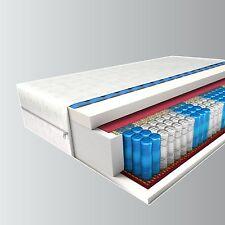 24cm DICKE! 9-ZONEN matratze 180X200 cm orthopädisch taschenfederkern