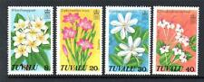 TUVALU MNH 1978 SG101-104 WILD FLOWERS