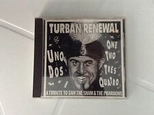 Various - Turban Renewal:a Tribute To Sam The Sham & The Pharaohs Punk Cd Raro!!