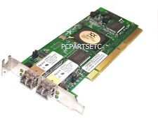 QLogic Dual Port 2Gbps PCI-X Low Profile Fiber Channel Card QLA2342 FC5010409