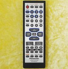 Panasonic Remote Control N2QAHB000057 - SC-AK230 SC-AK330 SC-AK600 Audio System